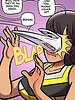 You moved my clothes - Watching my step 3 by jab comix